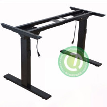 CTHT2-F5202 2 lifting legs electric Height Adjustable table wireless controlling system adjustable desk frame