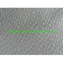 75 * 150 D Polyester Plain geprägt Pfirsichhaut Stoff/weiß geprägte Stoff