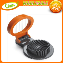 Easing living for kitchen egg slicer