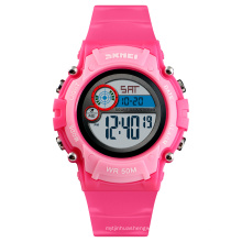 Skmei cheaper day date month watch movement for kids