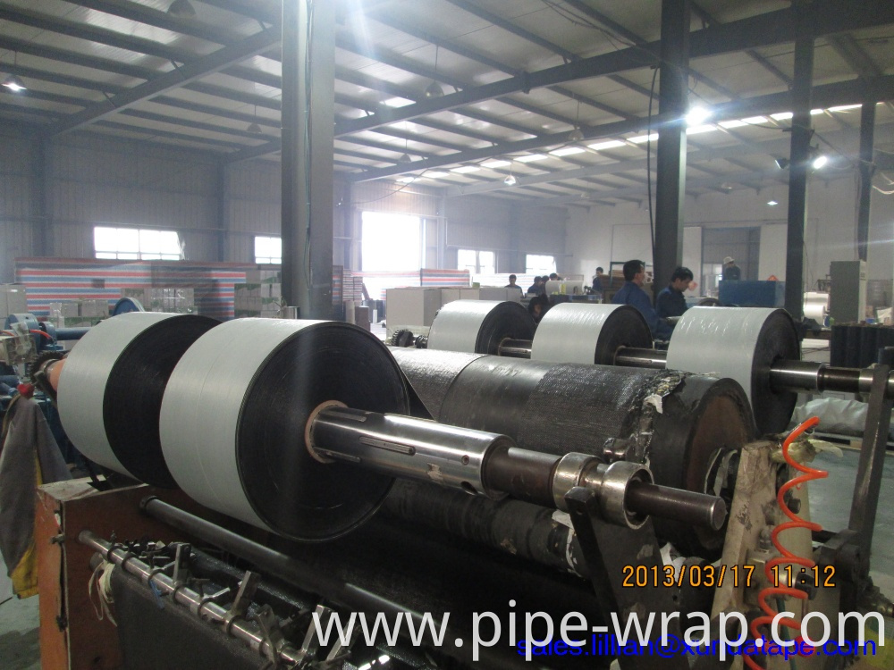 anticorrosion pipe wrap tape586
