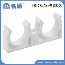 PPR Double Clamp Fitting for Building Materials