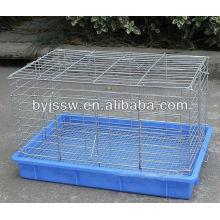 transporteur de cage de lapin