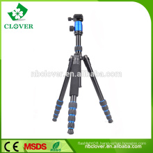 Professional lightweight telescopic tube photography carbon fiber tripod
