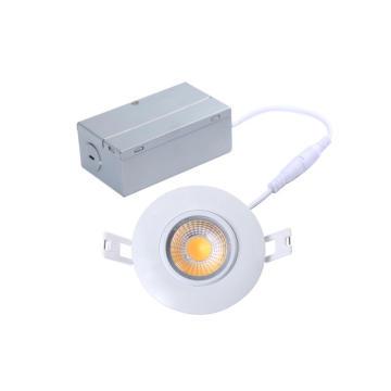AC110V 120V 8W 700lm 3 Zoll Dimmbare Kardan LED