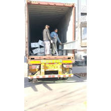 Elevated bolted type sectional galvanizing water tank for urban water supply