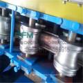 FX metal door jamb cold forming equipment