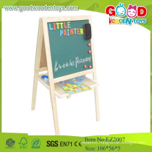 2015 OEM Handmade Wooden Board Easel, Kids Drawing Board