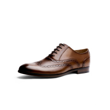 Genuine Leather Low Top shoe