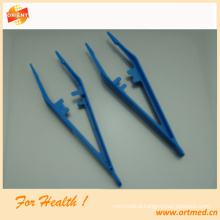 Disposable Medical Tweezers with or without Tooth