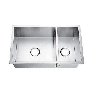 321910D-L Undermount Handmade Kitchen Sink