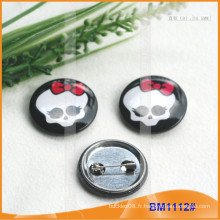 Simply Pin Back Badge BM1112