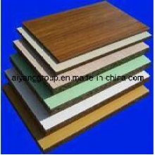 High Quality Melamine Chipboard for Cabinet with Low Price