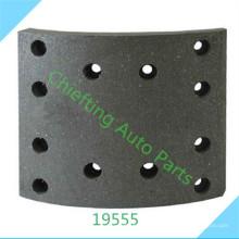Hochwertiges Teil 19555 219555 00 für Iveco Bremsbelag