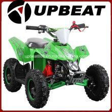 Upbeat 49cc Quad Bike ATV Brandneu in schwarzer Farbe, Schnäppchen, Qualität