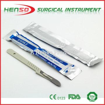 HENSO sterile scalpel
