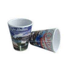 2oz Melamina Mini Shot Cup