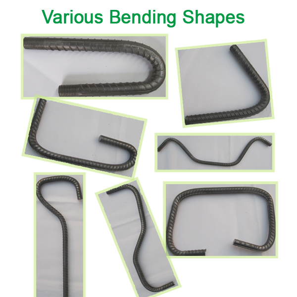 bending shapes