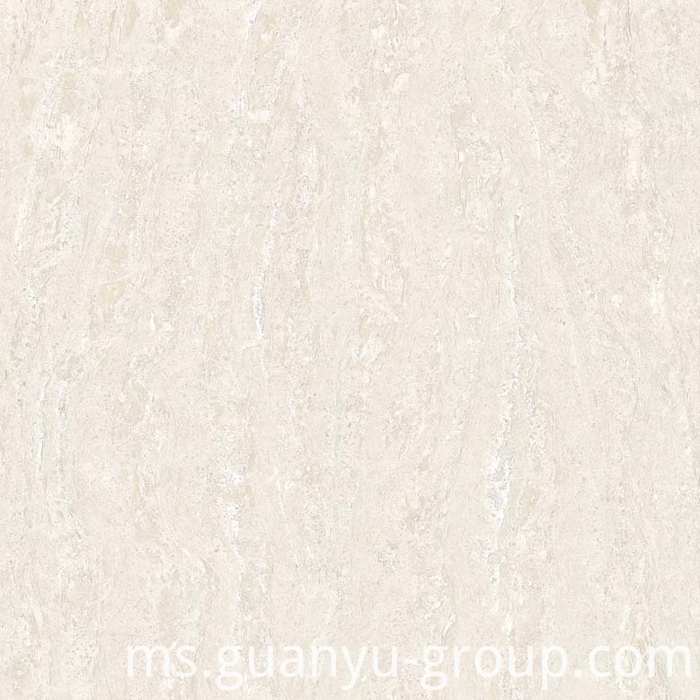 White Novona Polished Porcelain Tile