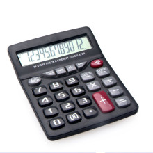 Office Desk Calculator with Battery Powered 12 Digits