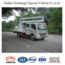 16m Dongfeng Truck Mounted Aerial Working Platform