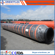 Flexible Rubber Discharge Marine Floating Dredging Hose