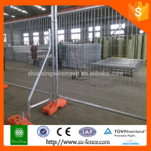 Galvanized Removable Temporary Fence