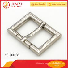 high quality fashion design bag accessory Bronze belt buckles