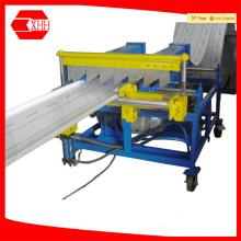 Machine de formage de toit en métal à coutures portatives (KlS38-220-530)