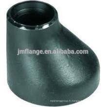Hot Pipe Fittings Réducteur concentrique / excentrique
