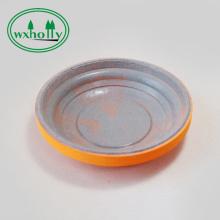 orange environmental sports equipment clay pigeons target