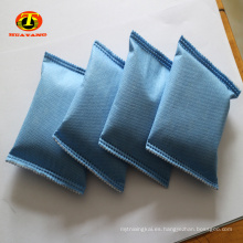 Bolso de fibra desodorizante de carbón activado