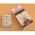 professionelle Herstellung benutzerdefinierte hochwertige Kerze Verpackung Box