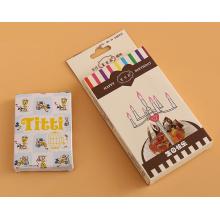 Fabricação profissional Caixa de embalagem personalizada de velas de alta qualidade