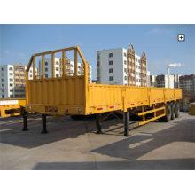 The Three Axles Cargo Container Semitrailer