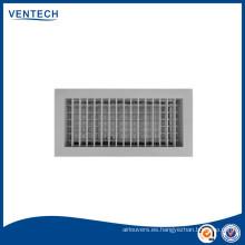 Difusor de aire de ventilación tambor