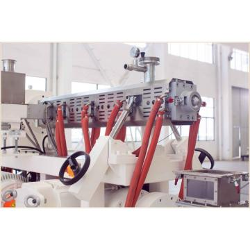 PP ABS with Choppable Glass Compounding Extruder Line