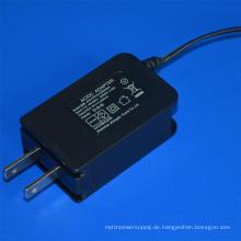 Externer AC / DC-Adapter mit PSE-Zertifizierung