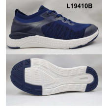 Sapatos casuais superiores Flyknit unissex