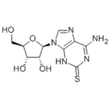 Adenosine,1,2-dihydro-2-thioxo- CAS 43157-50-2