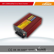 1200W Pure Sine Wave Inverter 230V 12V 24V