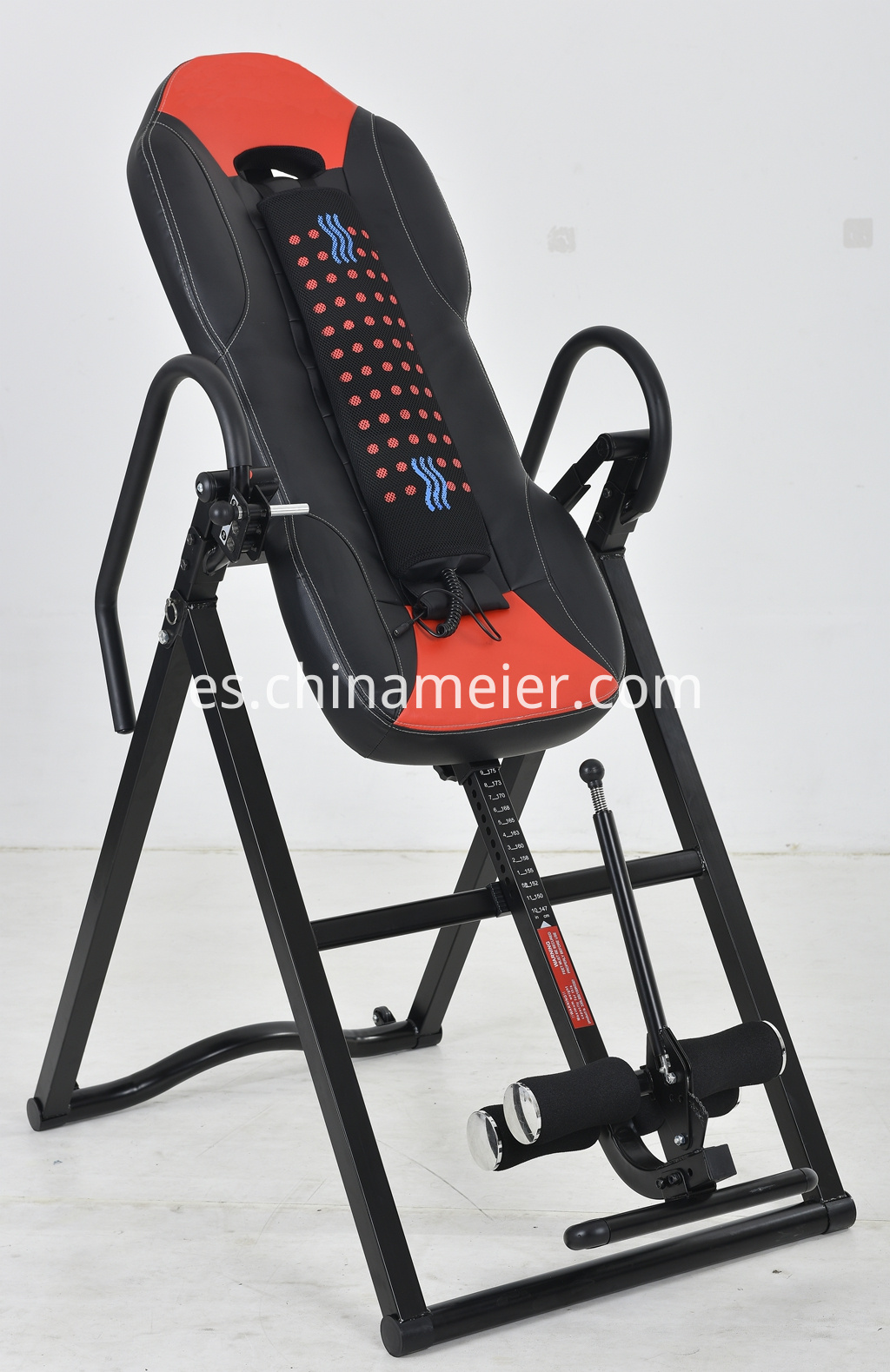Deluxe inversion table