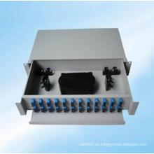 El tipo de extracción ODF para 12-96 puertos