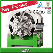12 axis spring coiling machine