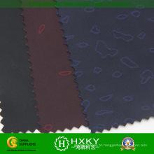 Tecido de jaqueta tecido tecido de memória semi para roupas de moda