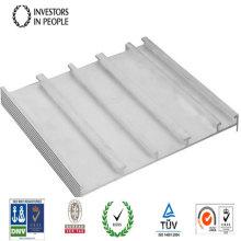Perfiles de extrusión de Aluminio / Aluminio para Streetlingt