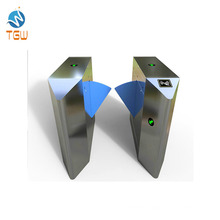 Flap Barrier Turnstile with Card for School