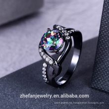 anillo de bodas con diseño de moda fabricado en china