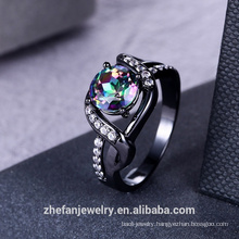 wedding ring with fashionable design manufactured in china