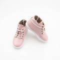 Fancy Hard Sole Baby Girl echt lederen schoenen